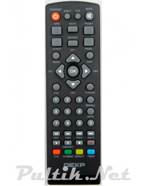 DEXP HD1810P