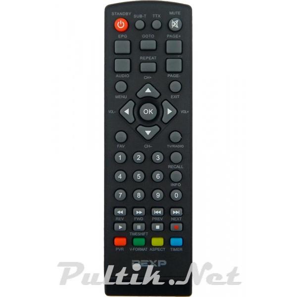 пульт для DEXP HD1810P