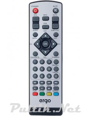 ERGO DVB-T2 1204