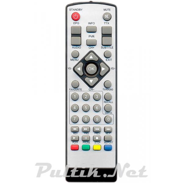 пульт для LOCUS DVB-T2