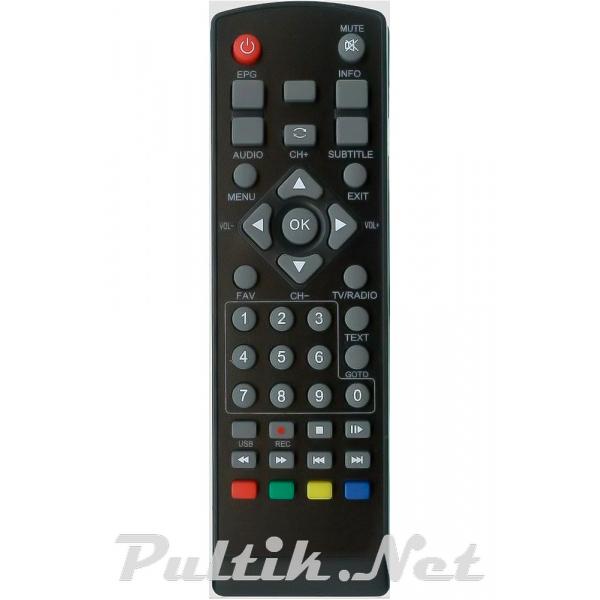 пульт для SKYPRIME DVB-T2