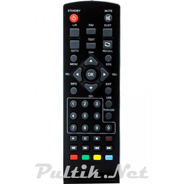 пульт для SKYPRIME V T2 HD