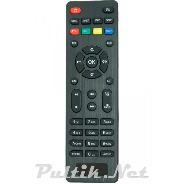 пульт для TIGER T2 IPTV MINI