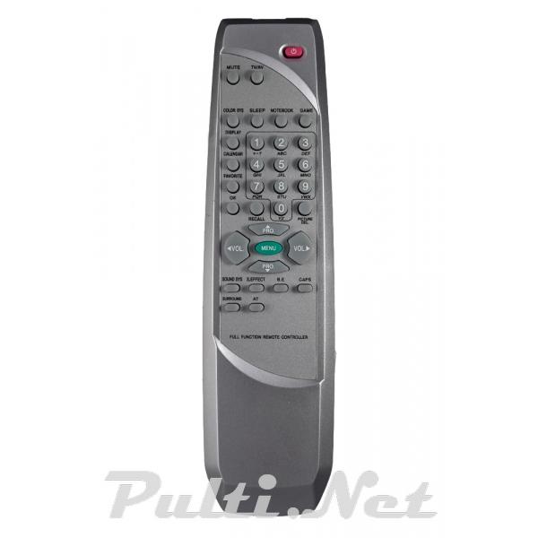 пульт для AKAI RC-W001TV
