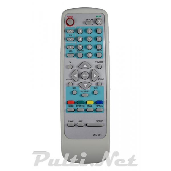 пульт для  AOC LCD-001