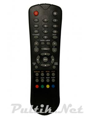 BRAVIS LCD TV BLACK