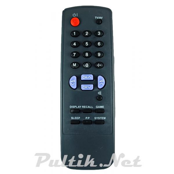 пульт для CHINA TV KLX-55K9H