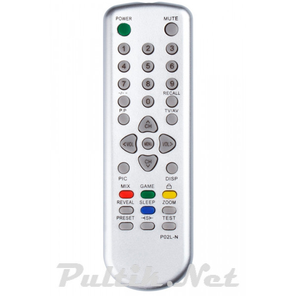 пульт для JIN LI PU P02L-N