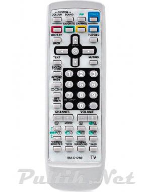 JVC RM-C1280
