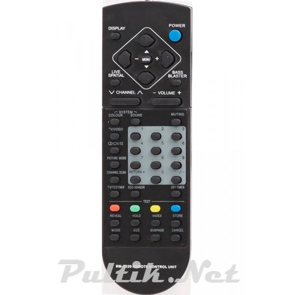 пульт для JVC RM-C220