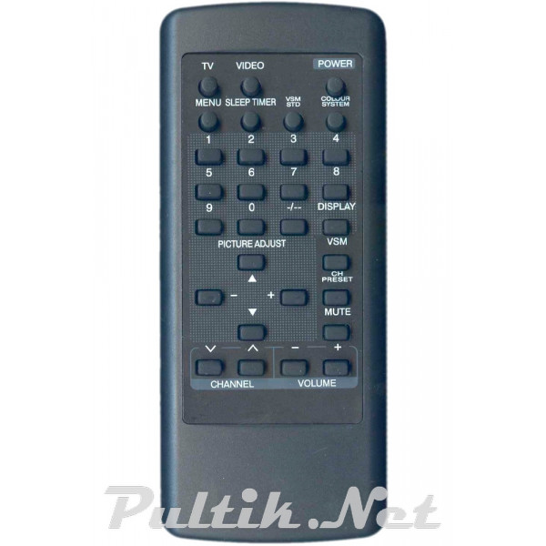 пульт для JVC RM-C470