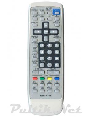 JVC RM-C530F