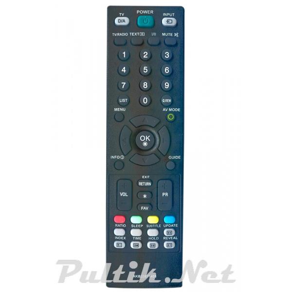 пульт для LG AKB33871408