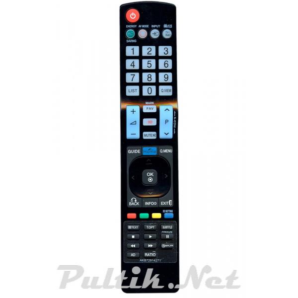 пульт для LG AKB72914271