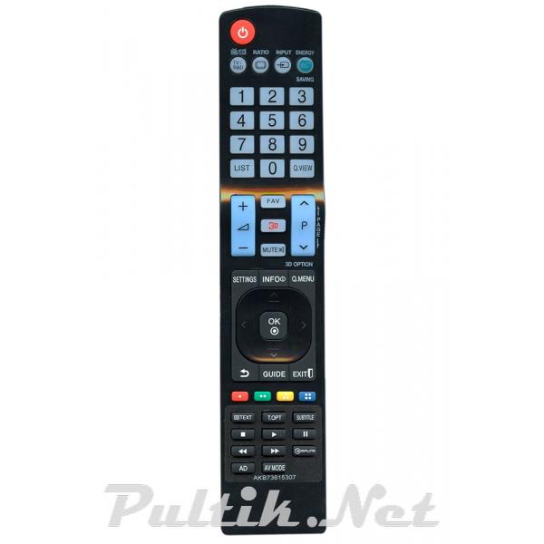 пульт для LG AKB73615307
