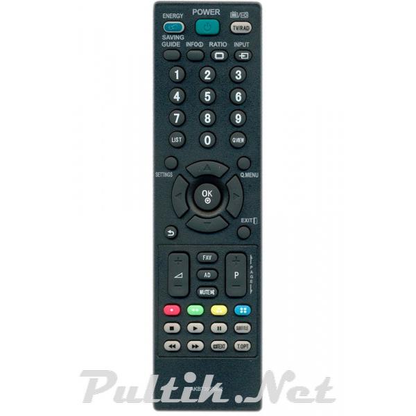 пульт для LG AKB73655802