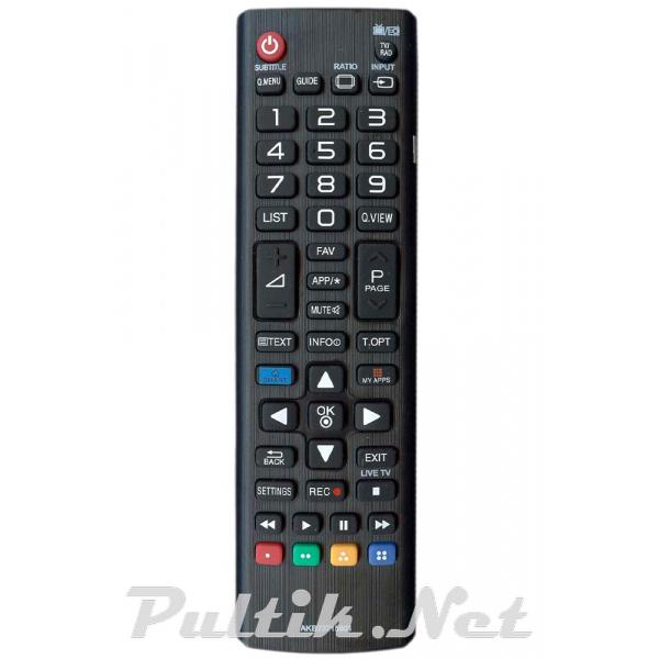 пульт для LG AKB73715601 SMART TV