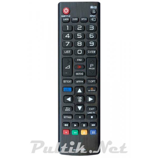 пульт для LG AKB73715669