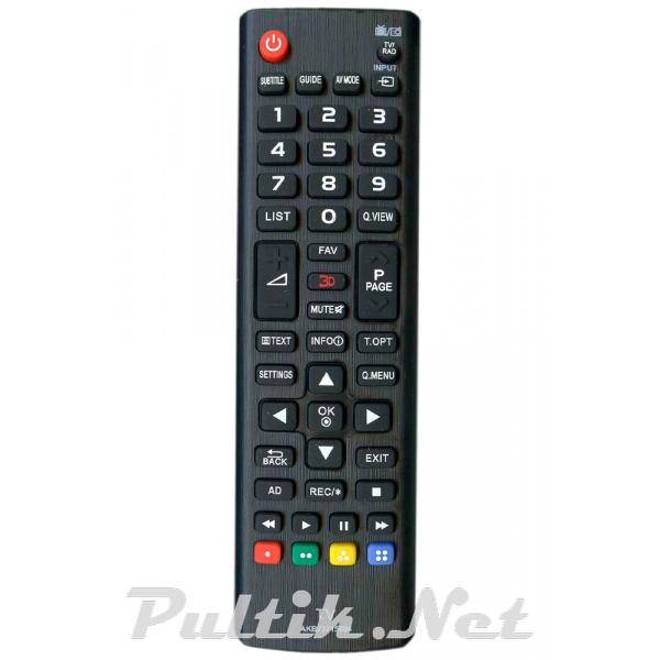 пульт для LG AKB73715694