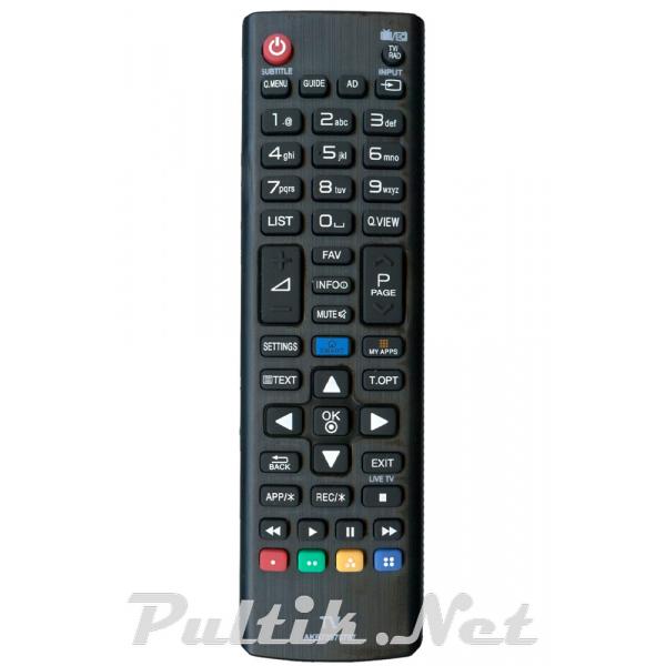 пульт для LG AKB73975757