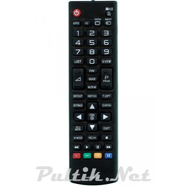 пульт для LG AKB74475403
