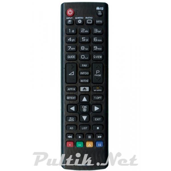пульт для LG AKB74475481 SMART TV