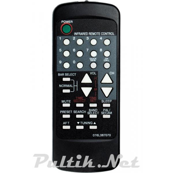 пульт для ORION 076L067070
