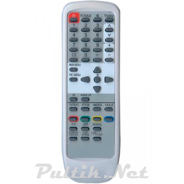 пульт для PANASONIC EUR646930 / EUR646925