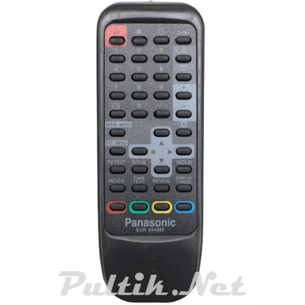 пульт для PANASONIC EUR644666