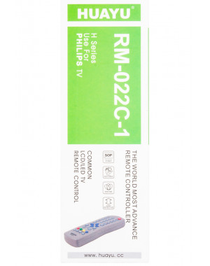 PHILIPS RM-022C Универсальный