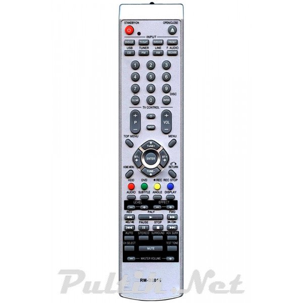 пульт для PIONEER RM-D2014