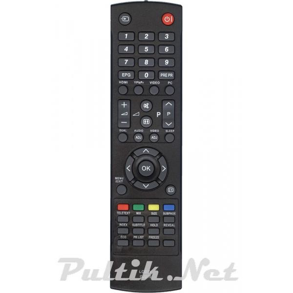 пульт для SHARP LCDTV GJ210