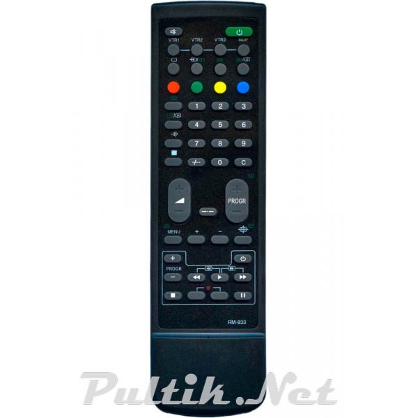 пульт для SONY RM-833
